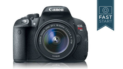 Canon® Rebel T4i / 650D/T5i Addendum
