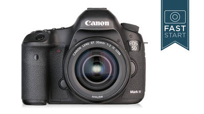 Canon® 5D Mark III Fast Start Including Canon® 5DS/5DSR