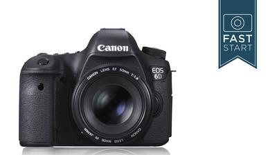 Canon® 6D - DSLR Fast Start