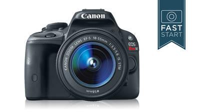 Canon SL-1 Fast Start