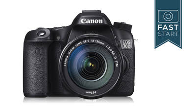 Fast Start Canon® 70D