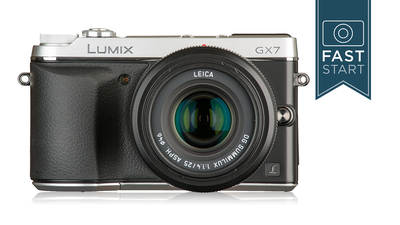 Panasonic® GX7 Fast Start