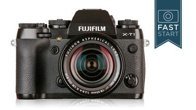 Fast Start Fujifilm® X-T1