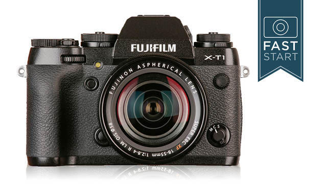 fuji x t1 tutorial faststart with john greengo