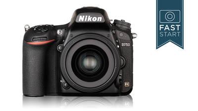 Fast Start Nikon® D750