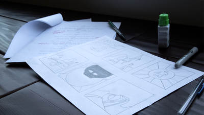 Storyboarding Your Film