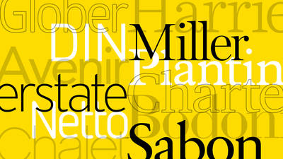 Pairing Typefaces: Tips for Combining Fonts