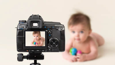 Baby Plans: Photographing the Early Years