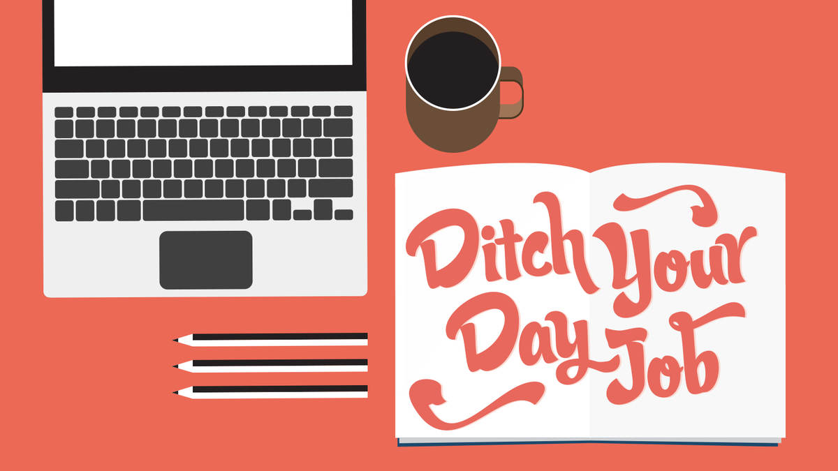 ditch your day job michelle ward ditch your day job