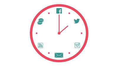 Social Media Sanity: How to Manage your Time on Social Media