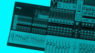 Live Sound Mixing Fast Start: Avid SC48