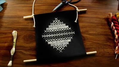 Customize Your Cross-Stitch