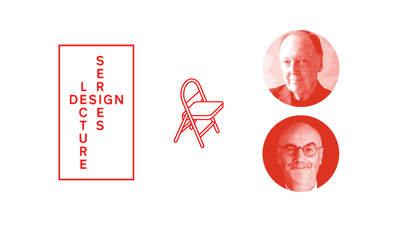 Design Lecture Series: Lance Wyman in conversation with Adrian Shaughnessy