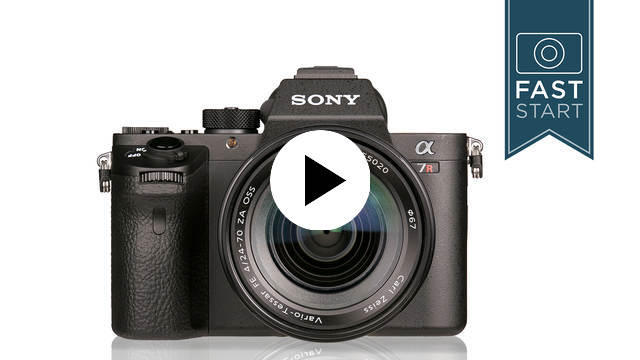 Set-Up Menu: 1-6 from Sony A7 Mark II Series Fast Start with John Greengo |  CreativeLive