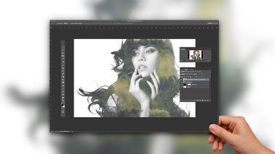 Design Trends & Elements in Photoshop