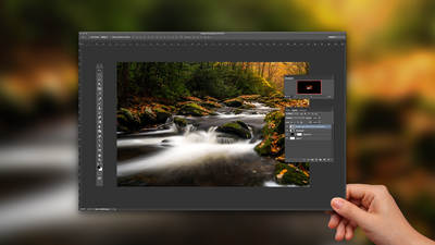 Advanced Landscape Editing in Photoshop