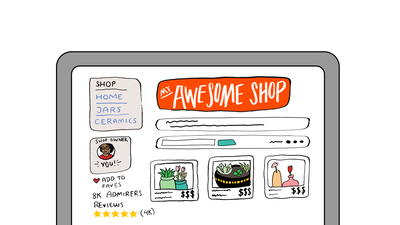 Build an Etsy® Storefront That Sells