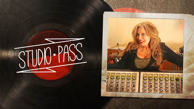 Studio Pass: Sylvia Massy
