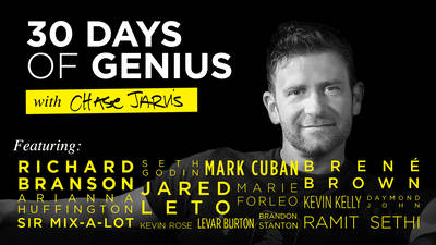 30 Days of Genius