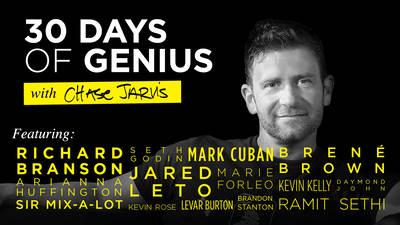 30 Days of Genius