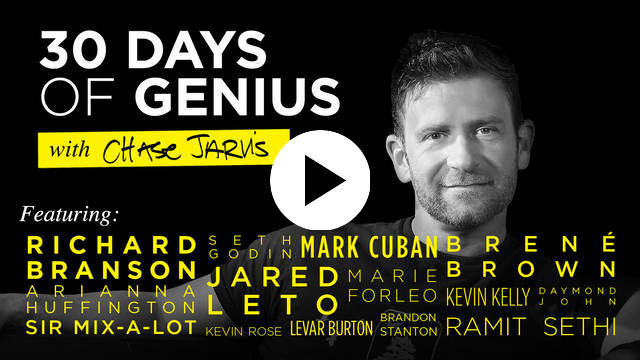 Daymond John From 30 Days Of Genius With Chase Jarvis