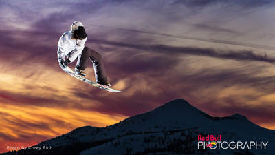 Action Sport Photography with Red Bull Photographer Corey Rich