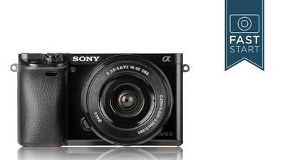 Sony A6000 Fast Start