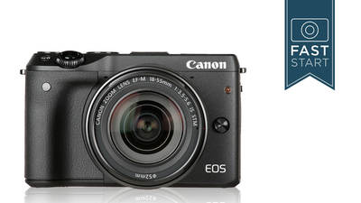 Canon EOS M3 Fast Start