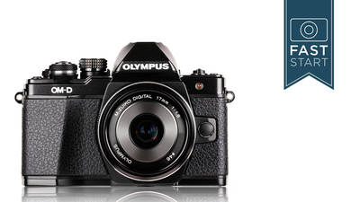 Olympus OM-D E-M10 Mark II Fast Start