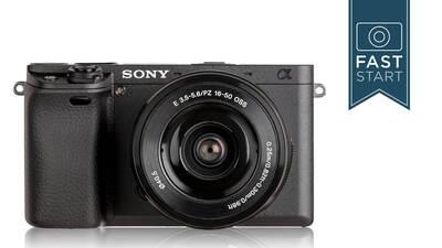 Sony A6300 Fast Start