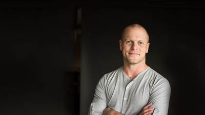Behind the Scenes of The Tim Ferriss Show: Acroyoga