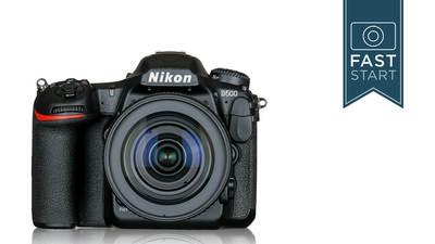 Nikon® D500 Fast Start