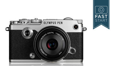 Olympus® PEN-F Fast Start