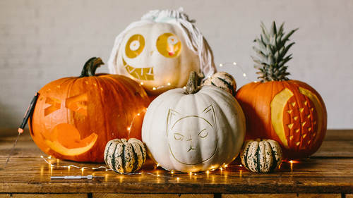 creative pumpkin carving ideas patterns and tools - Cool Pumpkin Carving Ideas