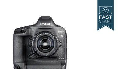 Canon® 1DX Mark II Fast Start