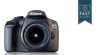 Canon T6 Fast Start