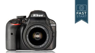Nikon D3400 Fast Start