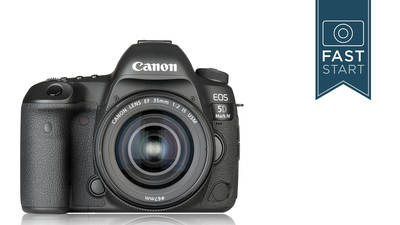 Canon EOS 5D Mark IV Fast Start