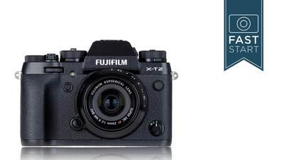 Fuji X-T2 Fast Start