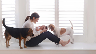 Lifestyle Newborn Photography - In the Home
