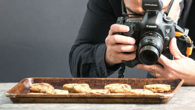 Business of Commercial Food Photography