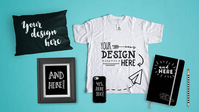 Mock-up Your Designs to Impress Clients