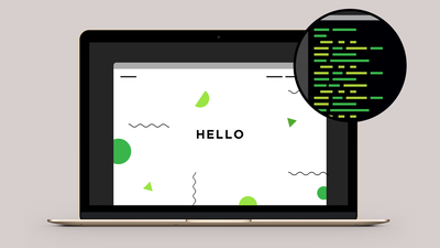Creating Your First Web Page (with code!)