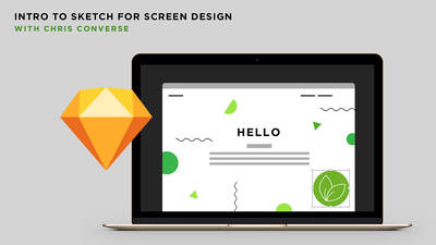 Intro to Sketch for Screen Design