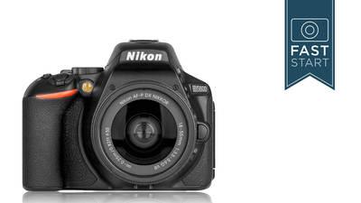 Nikon D5600 Fast Start