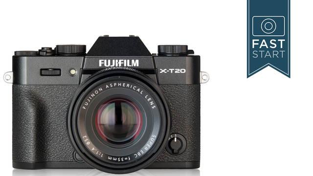 Fujifilm X-T20 Fast Start with John Greengo