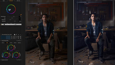 Advanced Color Correction in Capture One