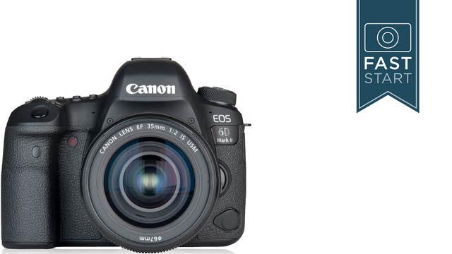 Canon 6d mark ii occasion