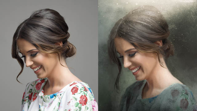 Advanced Techniques with Brushes in Photoshop CC with Lisa Carney