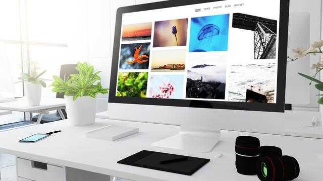 Create an Online Portfolio with Erica Gamet